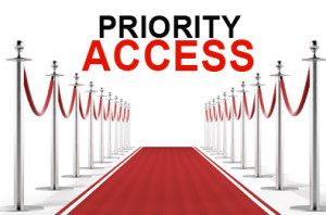 Fredhelps Priority Access